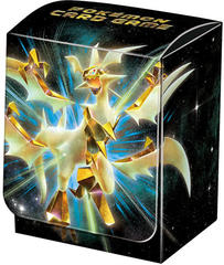 Japanese Pokemon Forbidden Light SM6 Ultra Necrozma Deck Box